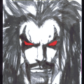 People First Merseyside Charity Auction - art by Simon Bisley