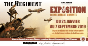 The Regiment Exhibition poster