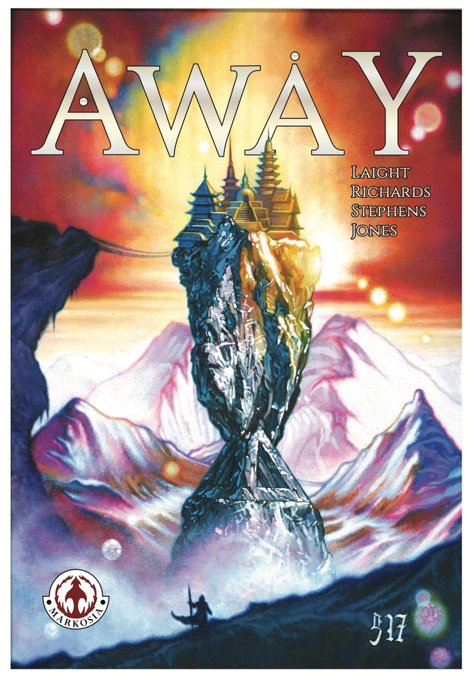 Away by Jon Laight and Grant Richards