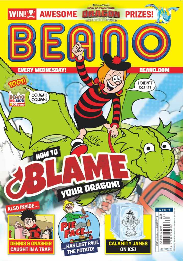 Beano launches National Jokes Competition for Schools – downthetubes net