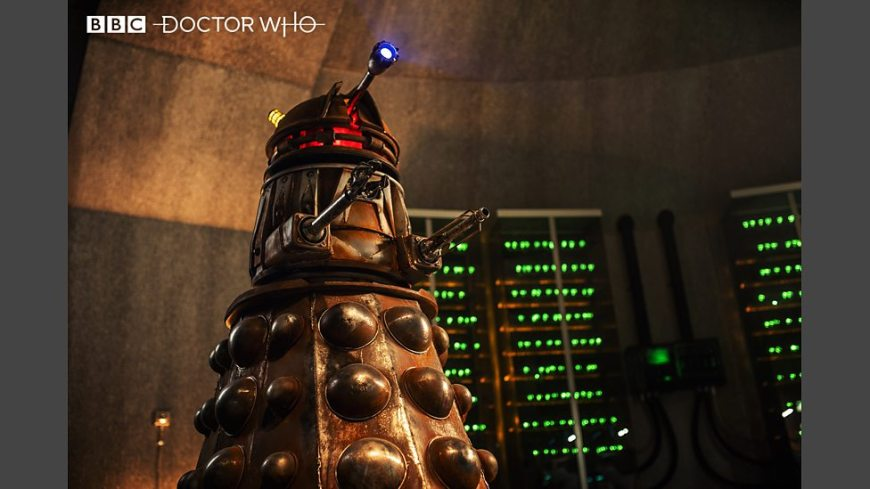 Doctor Who -Resolution - Image © BBC