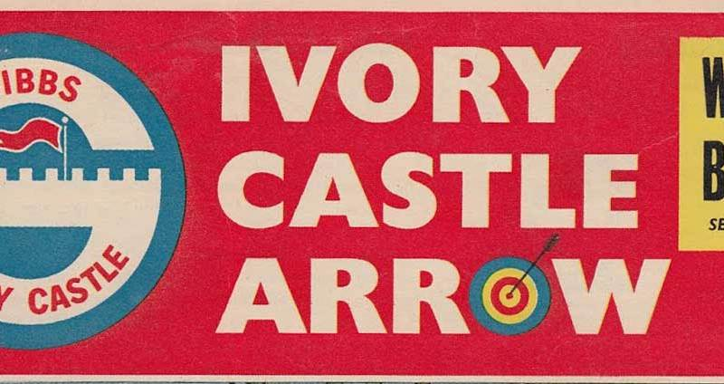 """Clean Living! How Britain's """"Arrow"""" comic helped promote healthy teeth in the 1960s"""