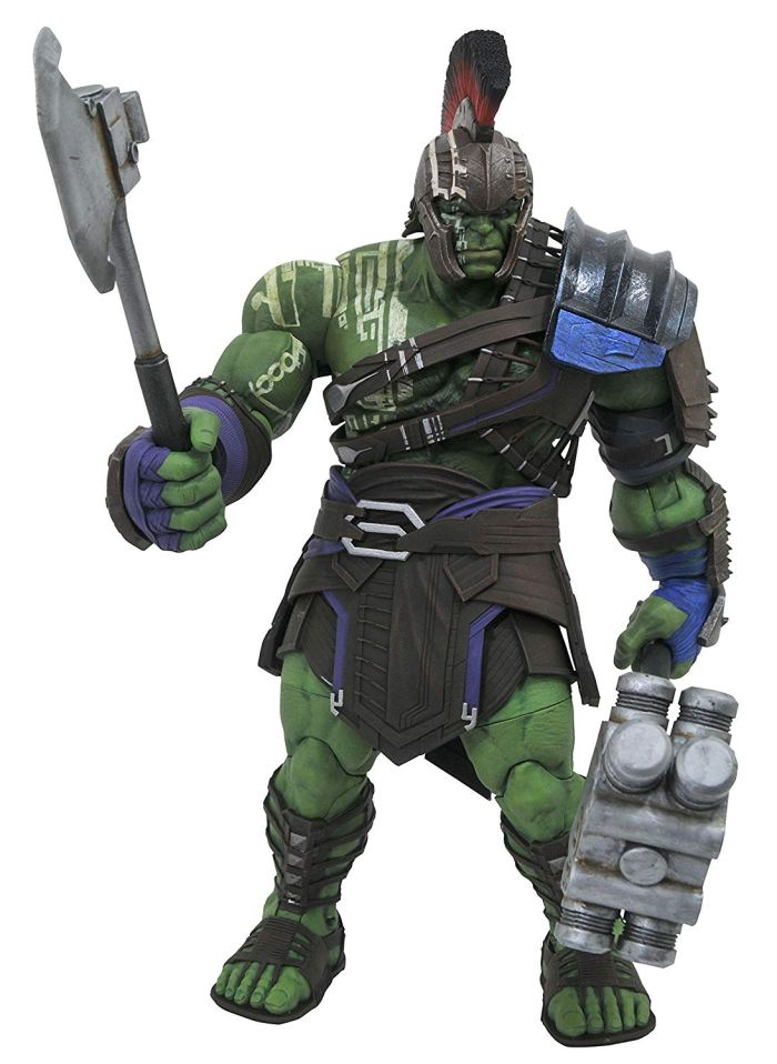 Marvel Select Thor: Ragnarok Gladiator Hulk Action Figure
