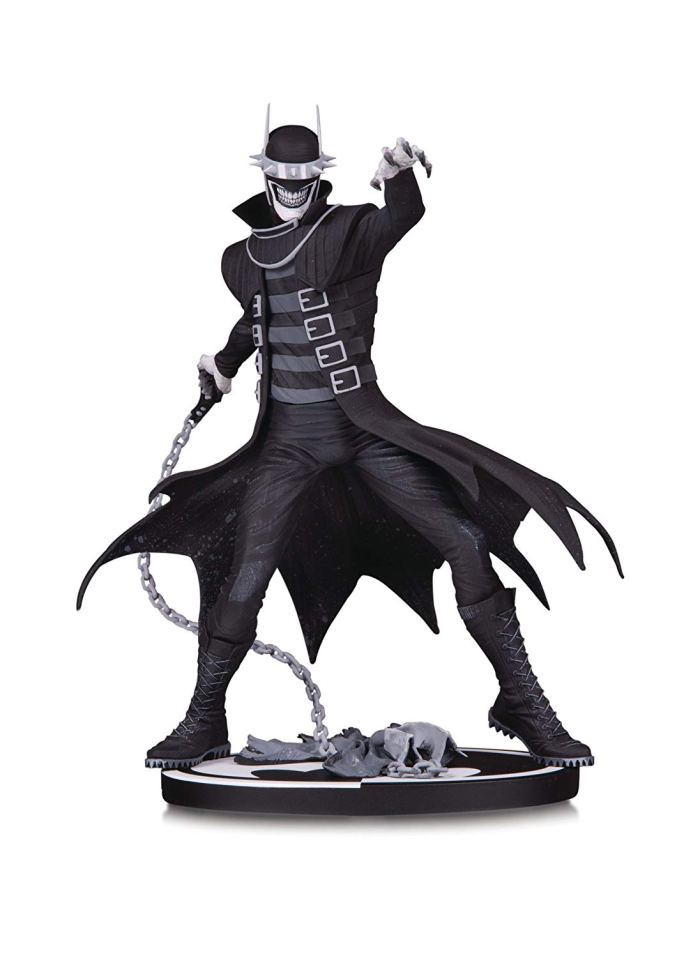 Batman Black and White: The Batman Who Laughs Statue