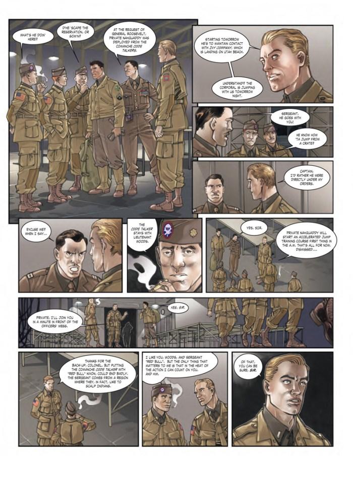 Operation Overlord 1 - Sample Art