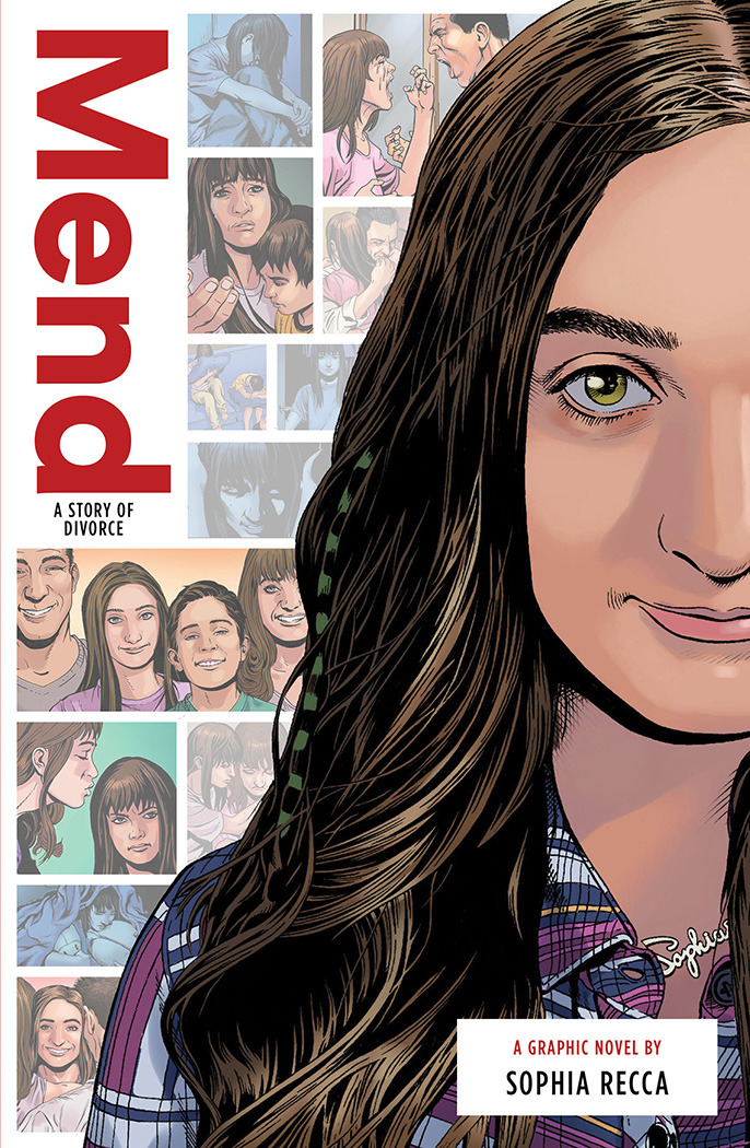 Zuiker Press - Mend - Cover