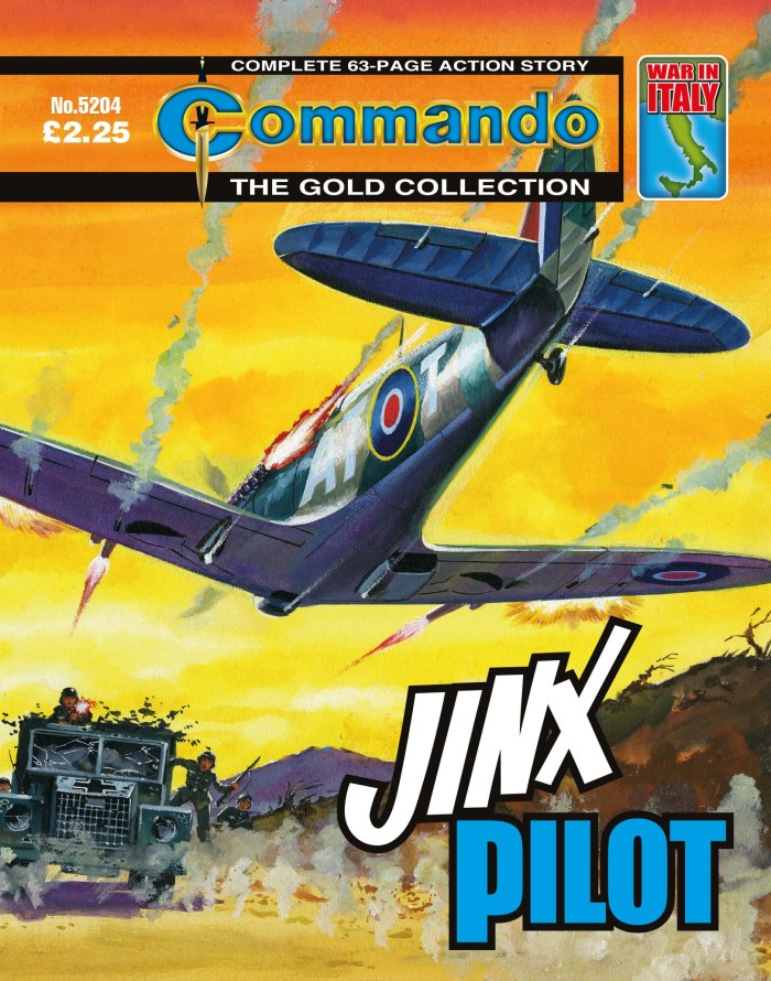 Commando 5204: Gold Collection - Jinx Pilot