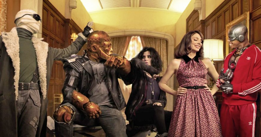 DC's Doom Patrol TV series