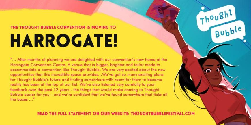 Thought Bubble 2019 - Harrogate