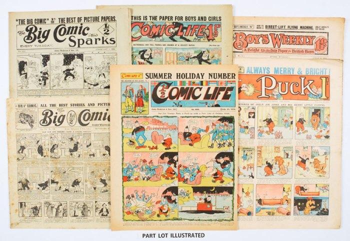 World War One Comics