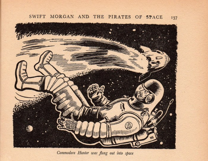 Swift Morgan and the Pirates of Space