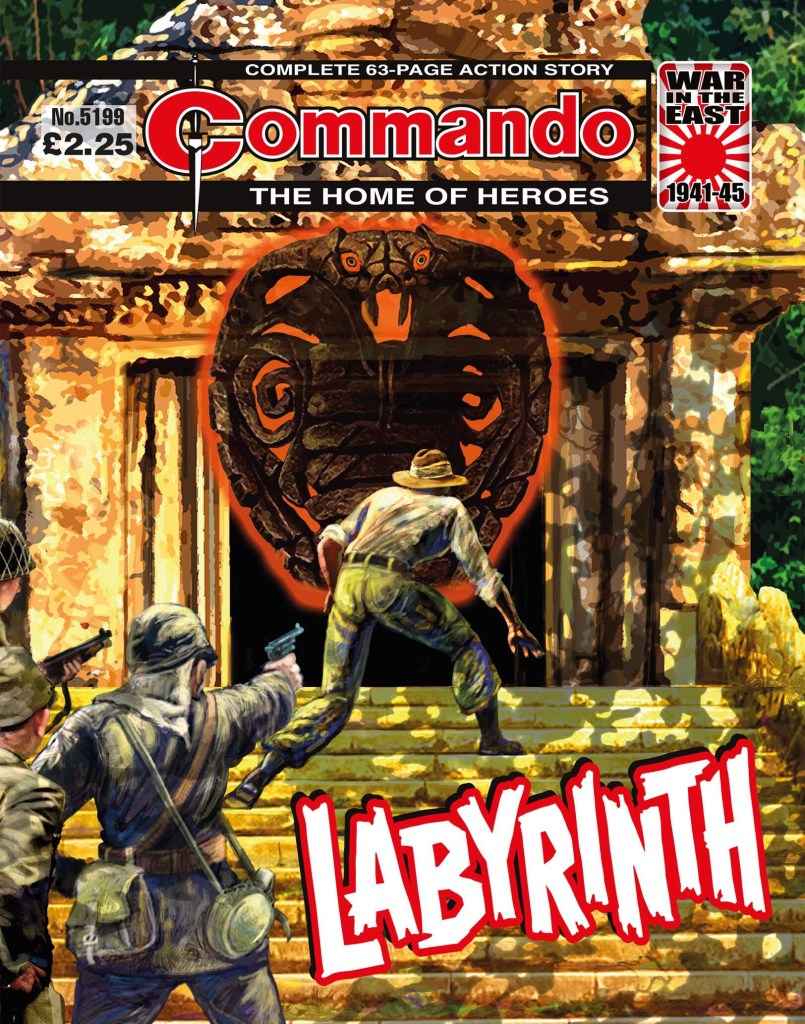 Commando 5199: Home of Heroes: Labyrinth