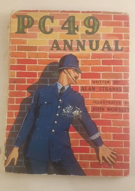 PC 49 Annual - illustrated by John Worsley