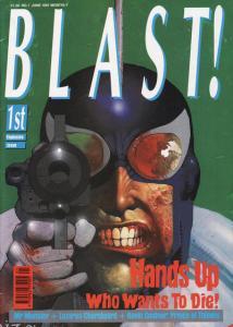 Blast Issue One