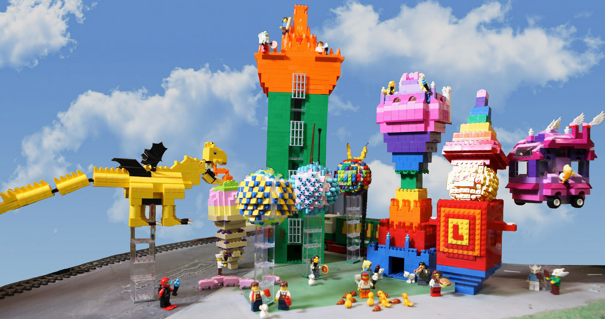 """Kids look forward to """"Cities of the Future"""" in nationwide LEGOLAND Discovery Centre competition"""
