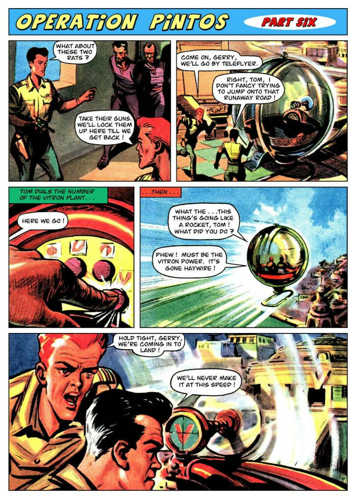 Spaceship Away Issue 47 - Operation Pintos
