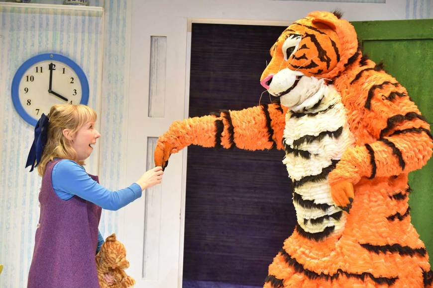 The Tiger Who Came to Tea - Stage Play 2019