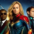 Captain Marvel 2019 Film Poster SNIP