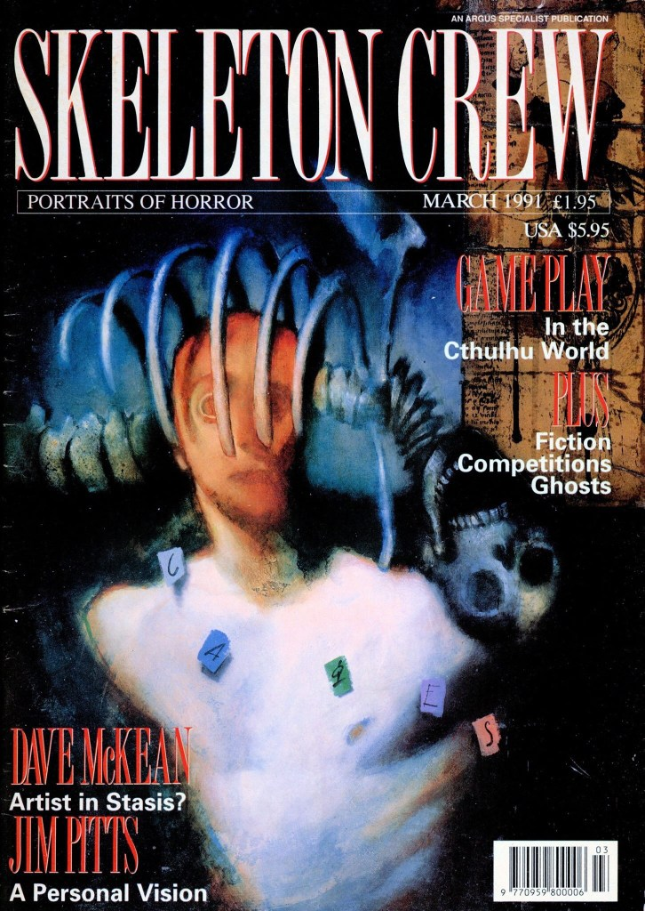 Skeleton Crew, edited by Dave Reeder in the 1990s
