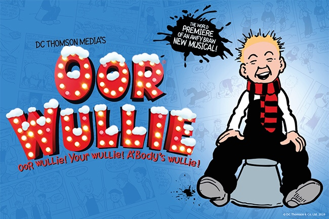 Oor Wullie at Dundee Rep 2019