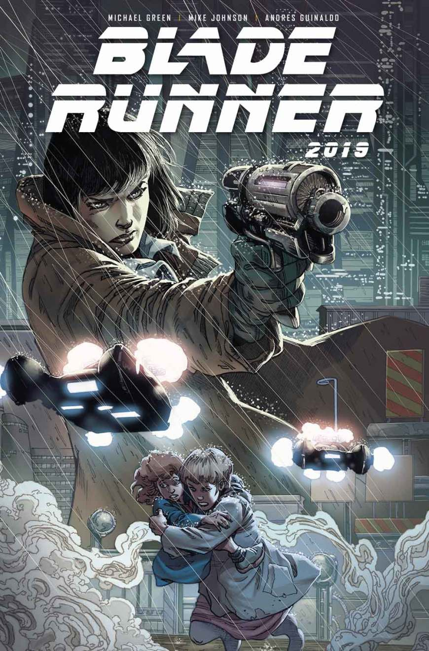 Blade Runner 2019 #1 Cover C - Andres Guilando (Not Final)