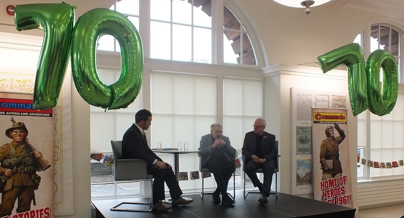 Phil Vaughan interviews Ian Kennedy and Gordon Tait