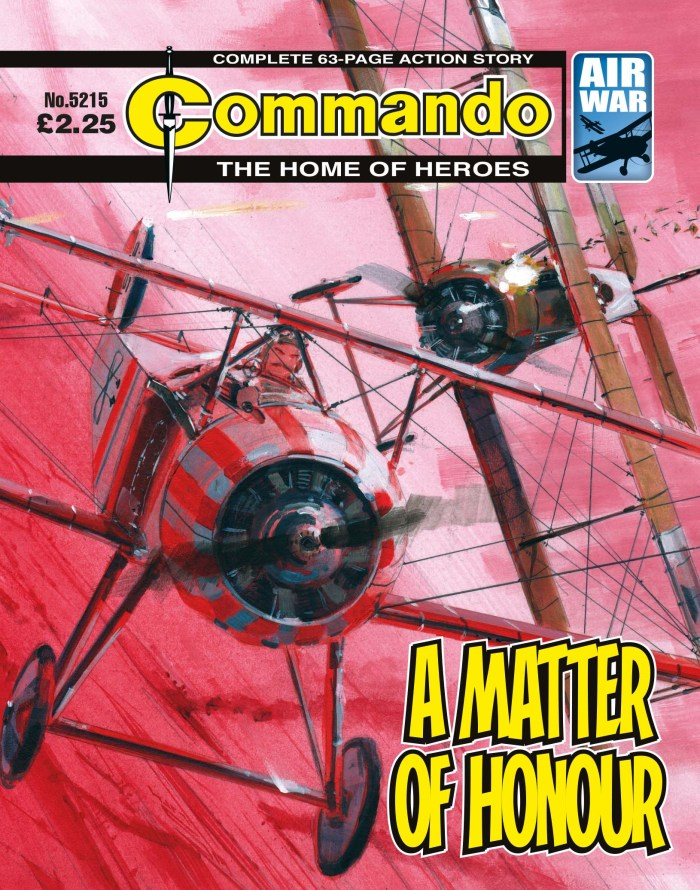 Commando 5215: Home of Heroes: A Matter Of Honour