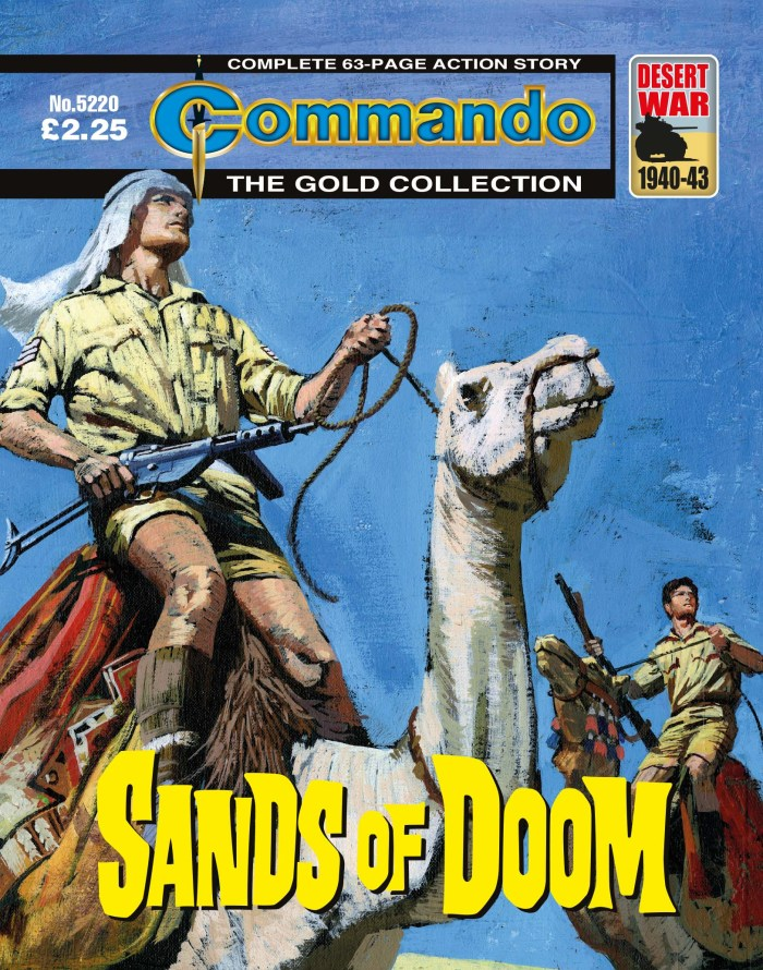 Commando 5220: Gold Collection - Sands of Doom