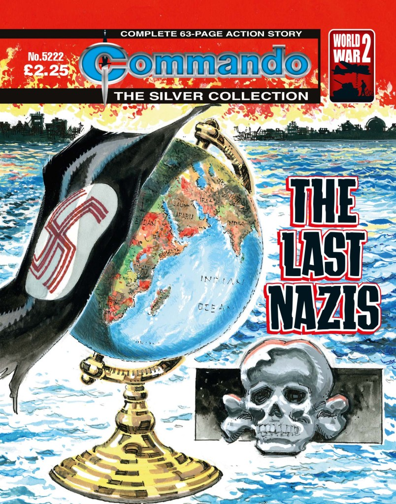 Commando 5222: Silver Collection: The Last Nazis