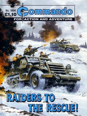 Commando - Raiders to the Rescue