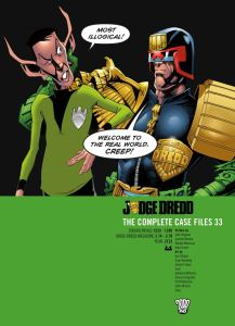Judge Dredd: The Complete Case Files Volume 33