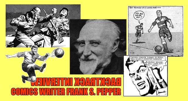 Backtrack Interview: Frank S. Pepper
