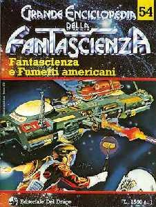 No. 54 of Grande Enciclopedia della Fantascienza, published in 1981