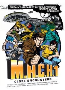 M.A.C.H.1 Volume 2 - Cover