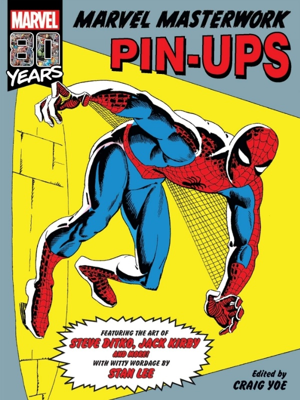 Marvel Masterwork Pin-Ups