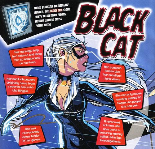 Spectacular Spider-Man 189 - Black Cat