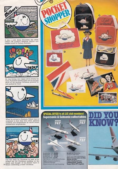 Fleetwings Winter 1983 - Jet Jason Wallet Ad
