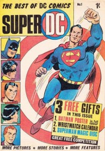 Super DC Number One - Top Sellers