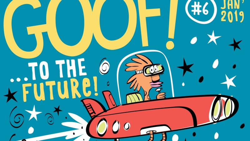 Digital anthology comic GOOF! to go on hiatus in June – but what a ride it's been!
