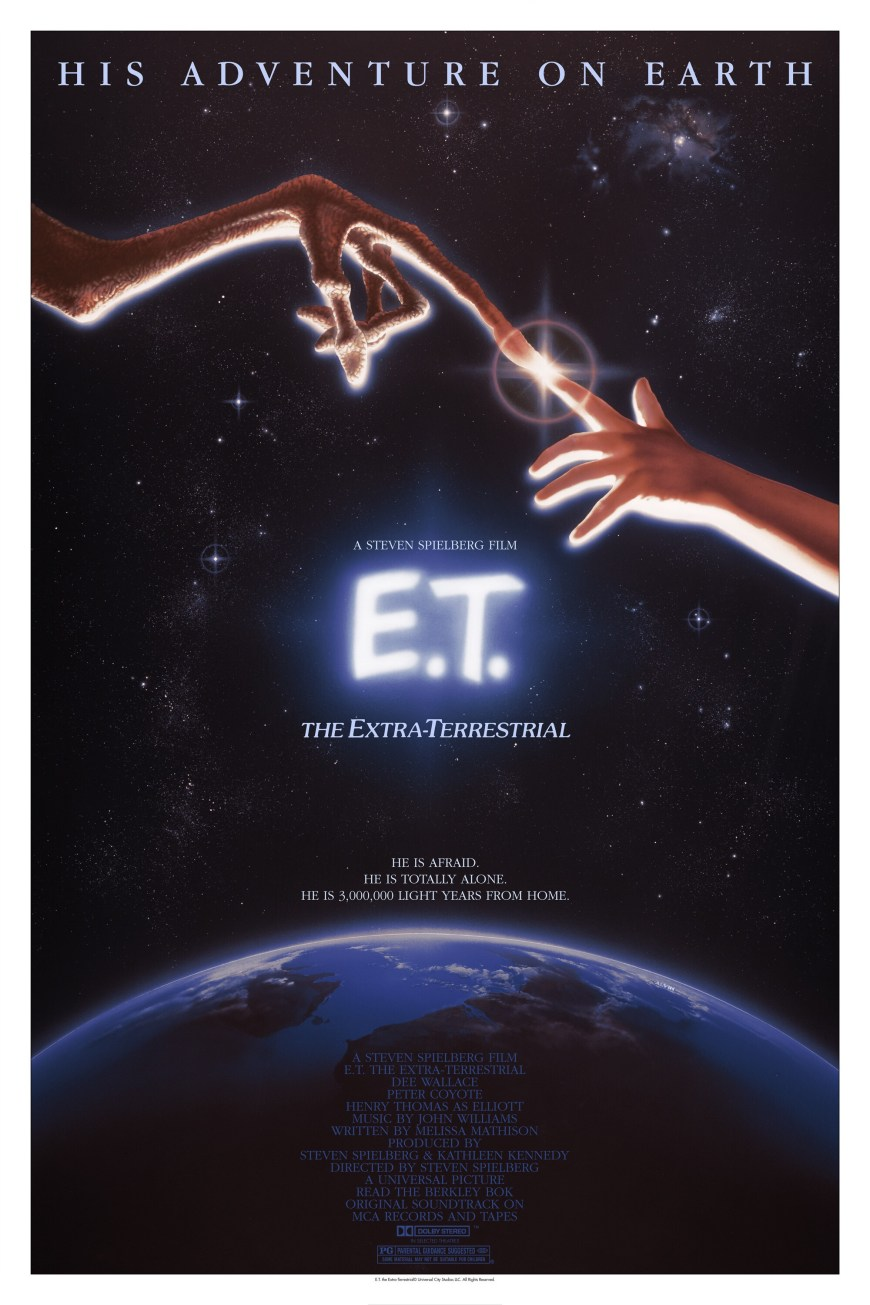 E.T. Vice Press Poster - Regular Timed Edition