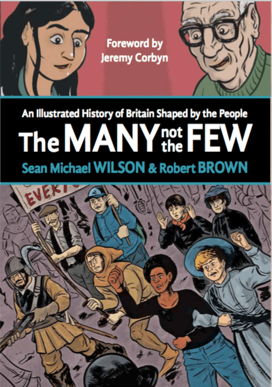 The Many Not The Few Cover
