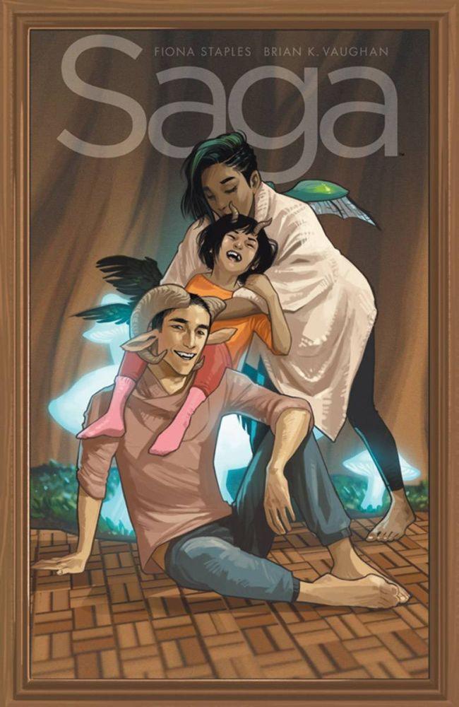 Saga Volume Nine