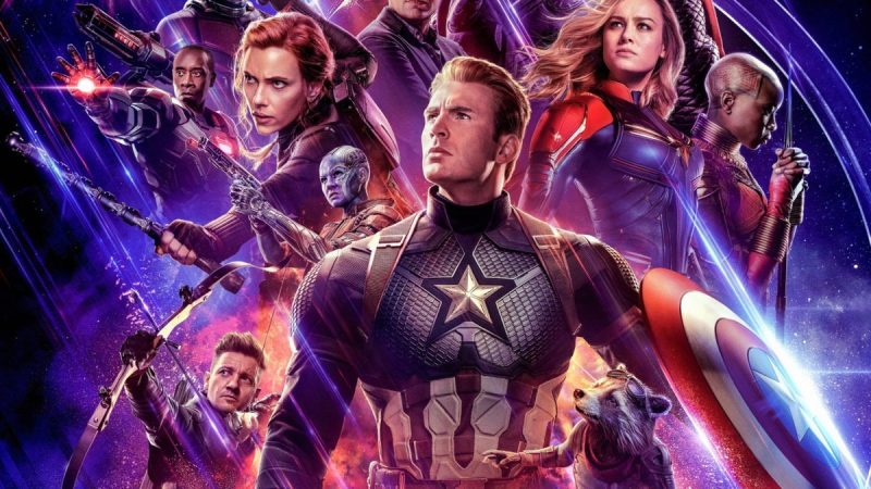 Avengers: Endgame becomes fastest-selling UK digital download film of all time