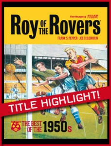 Roy of the Rovers: Best of the 50's - SMALL