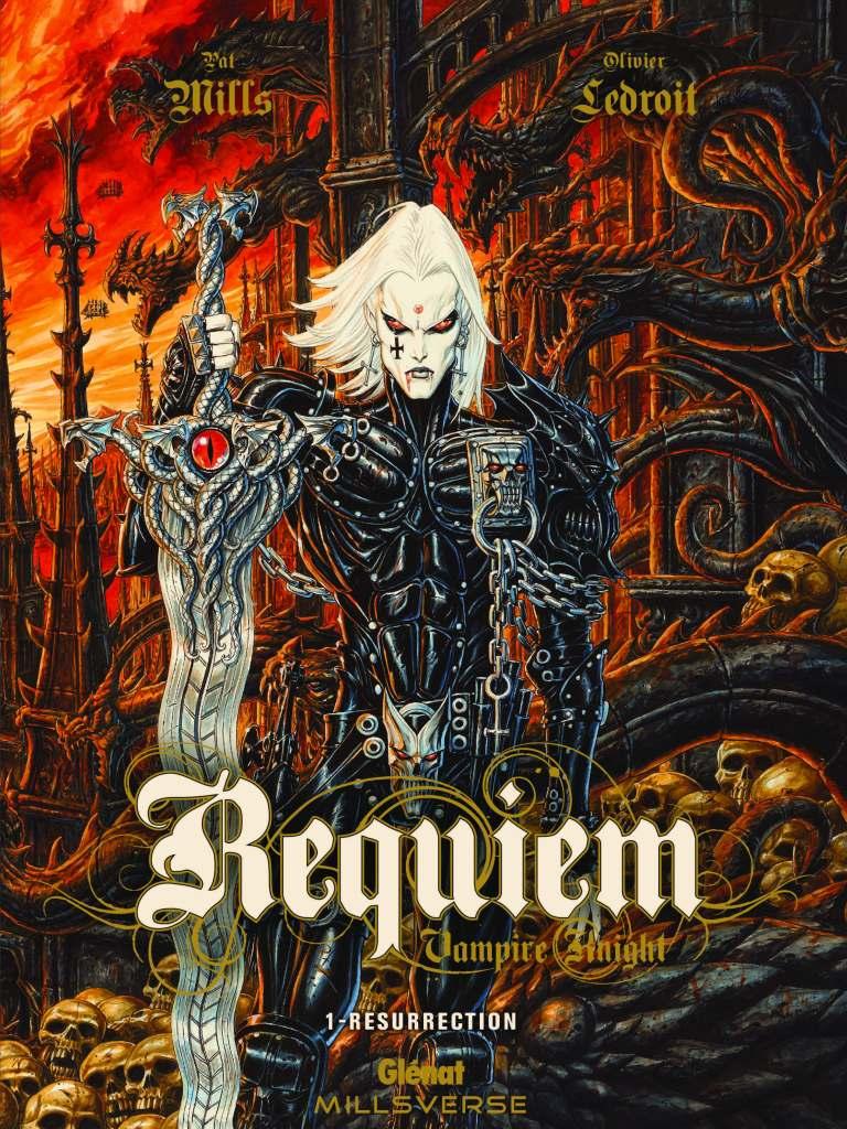 Requiem Vampire Knight Volume One - French Edition