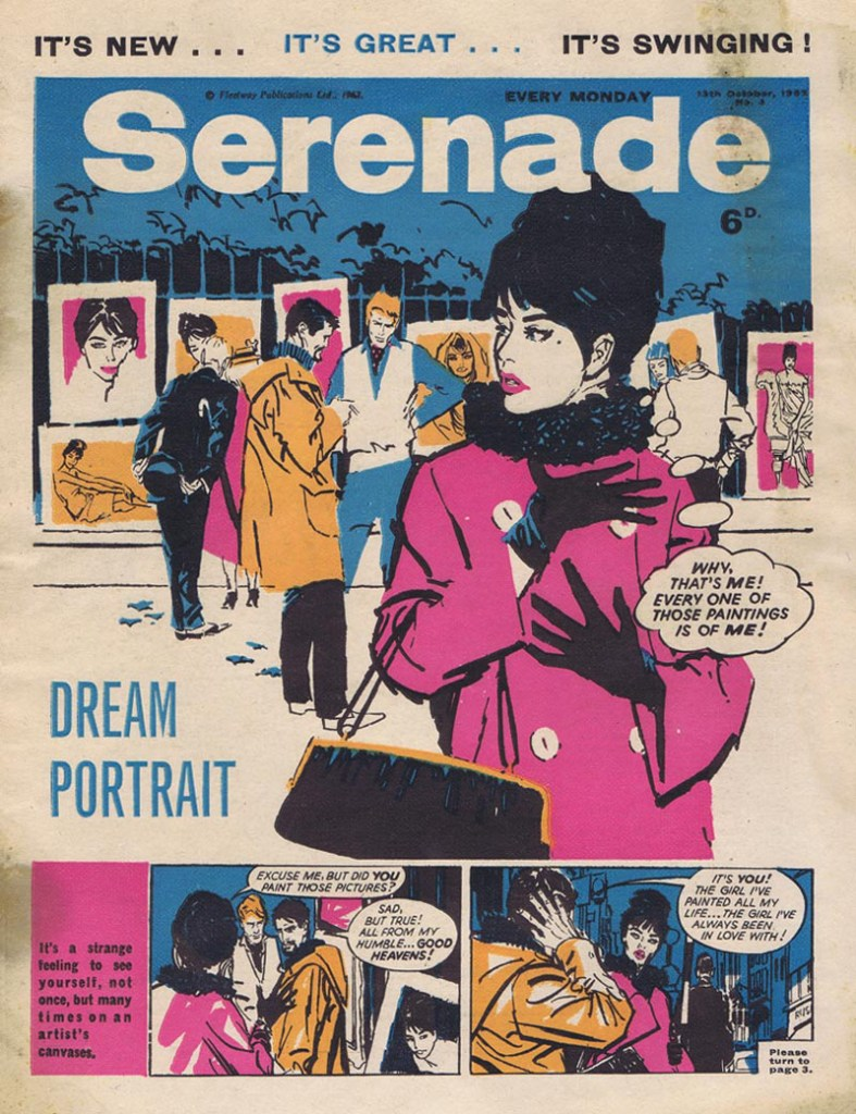 Serenade - October 1962 - Angel Badia Camps
