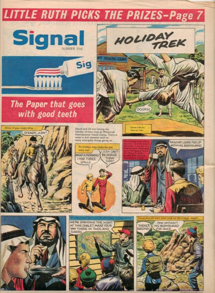 Signal Issue 5