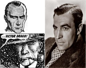 Comics Inspiration: How Celebrities have inspired the look of some Comic Characters Part 2