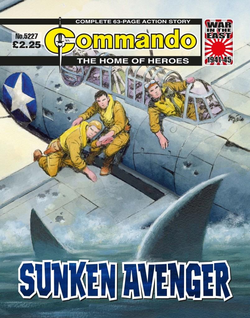 Commando 5227: Home of Heroes - Sunken Avenger