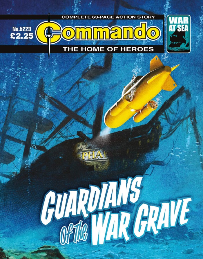 Commando 5223 - Home of Heroes: Guardians of the War Grave